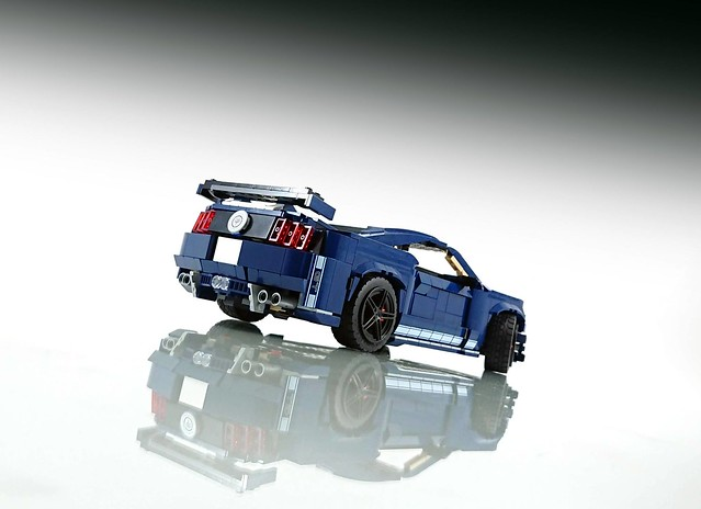Ford Mustang Shelby GT500 10265 Model B MOC