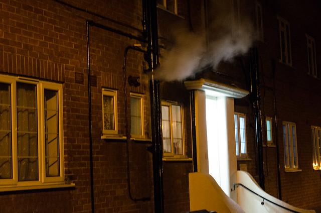 Global warming on your door step