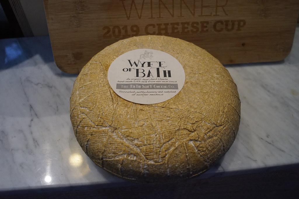 Wyfe Of Bath Bath Soft Cheese Company Borough Market So Flickr