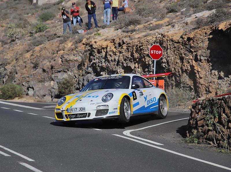 2º Sección Rallye ORVECAME Isla de Lanzarote 2019