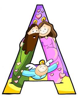 Acojamos el Amor como José y María