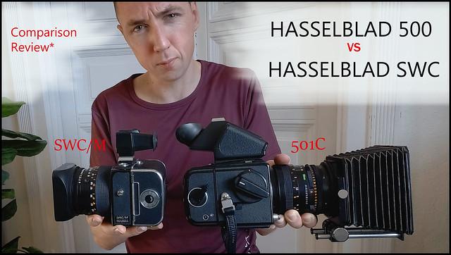 Hasselblad 500 vs Hasselblad SWC