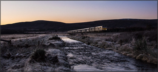 First light at Moy