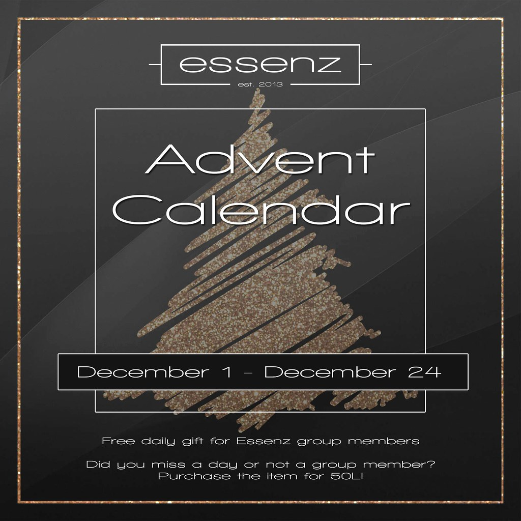 Essenz – Advent Calendar