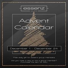 Essenz - Advent Calendar