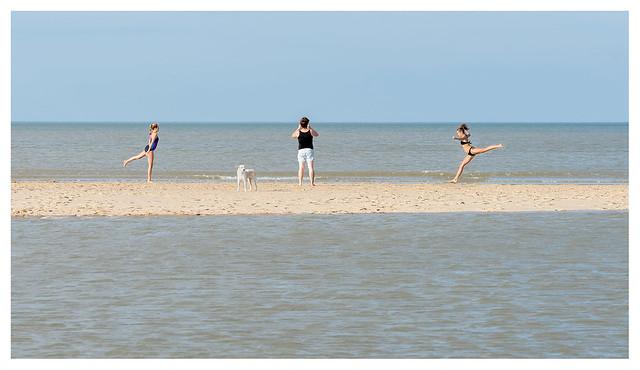 Deserted island ballet
