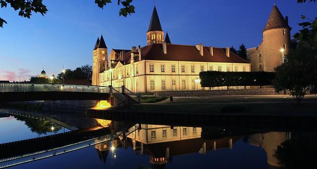 Monastère de Paray-le-Monial, Saône-et-Loire