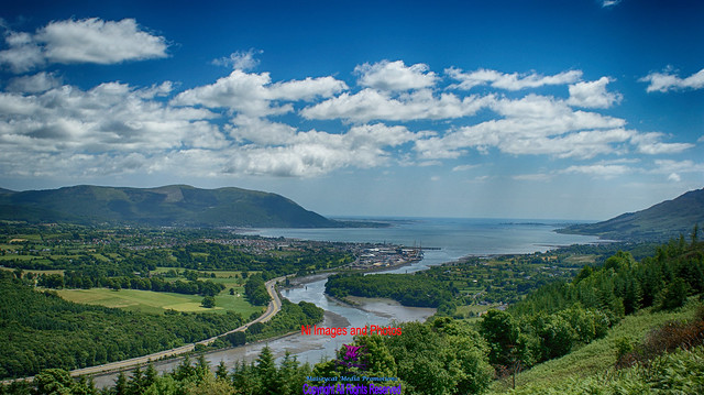 Flaggstaff viewpiont and Warrenpoint