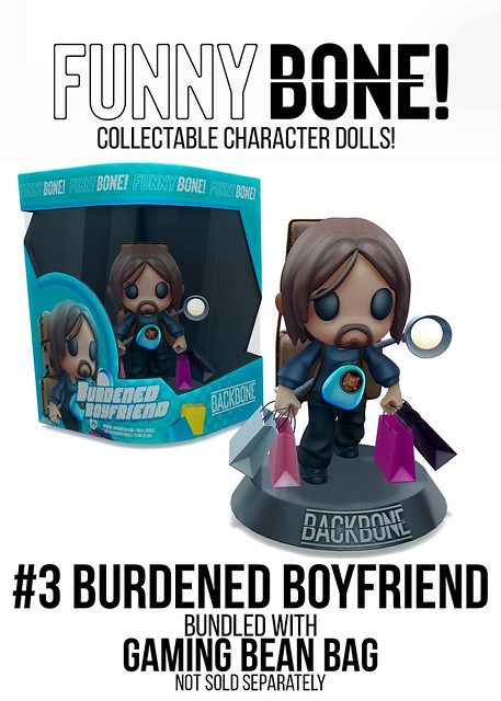 BackBone FunnyBone #3 Burdened Boyfriend
