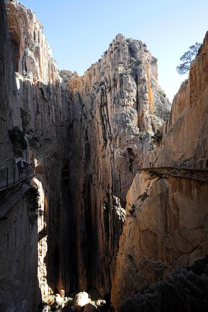 Caminito Del Rey. El Chorro. Spain. AA8A5750