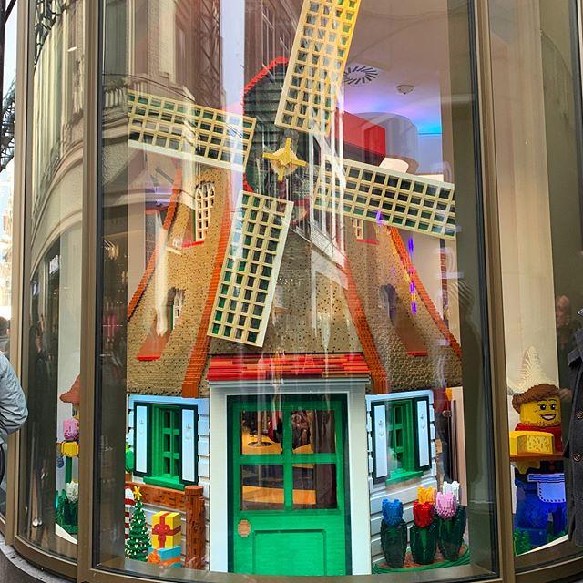 LEGO Amsterdam Store