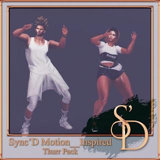Sync'D Motion__Inspired - Thurr Pack