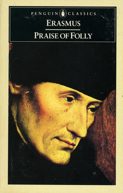 Penguin Books L240 - Erasmus - Praise of Folly