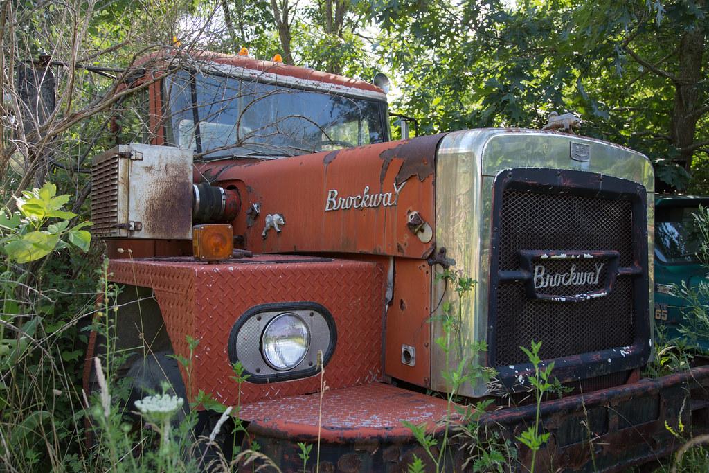 Brockway 361 Truck