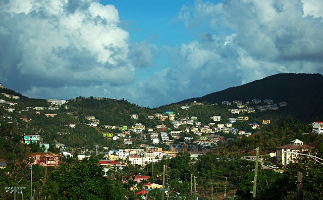 Taking it to the City Streets-Charlotte Amalie #57