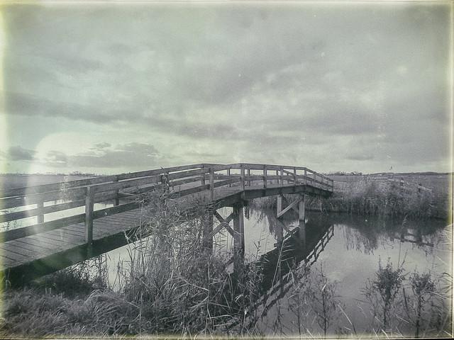 Bridge near Winsum (Oude Ae)