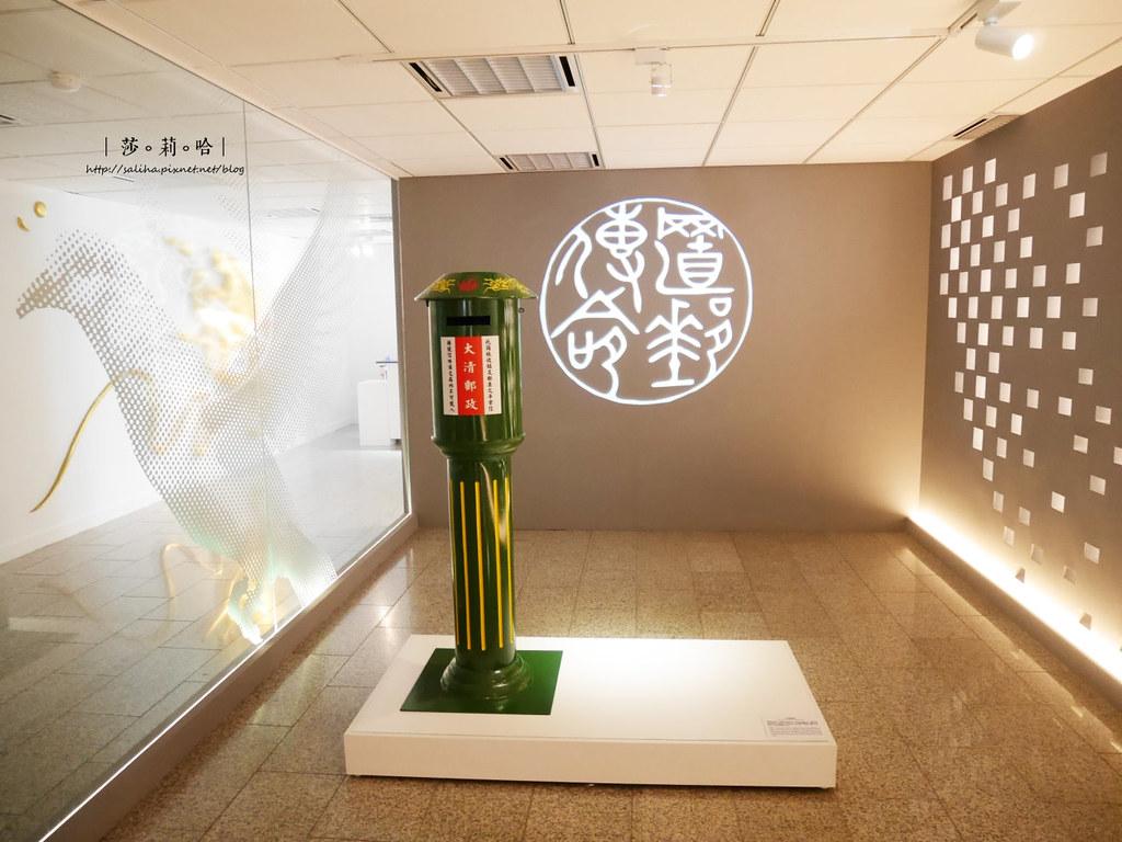 台北一日遊郵政博物館中正紀念堂附近景點古亭站 (3)