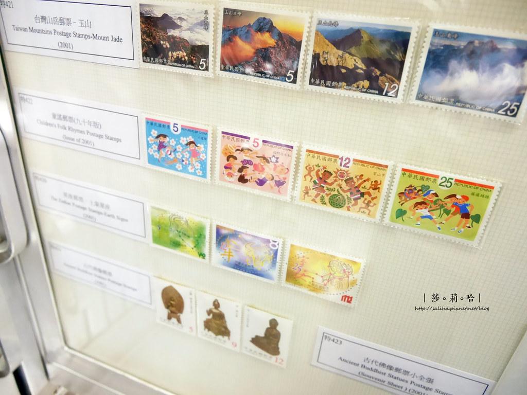 台北一日遊郵政博物館中正紀念堂附近景點 (10)