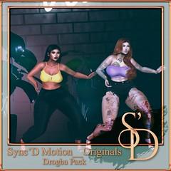 Sync'D Motion__Originals - Drogba Pack