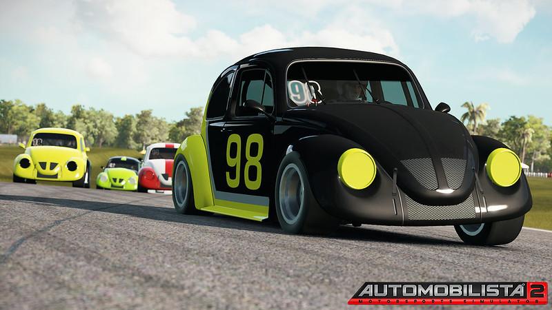 Automobilista 2 Beetle