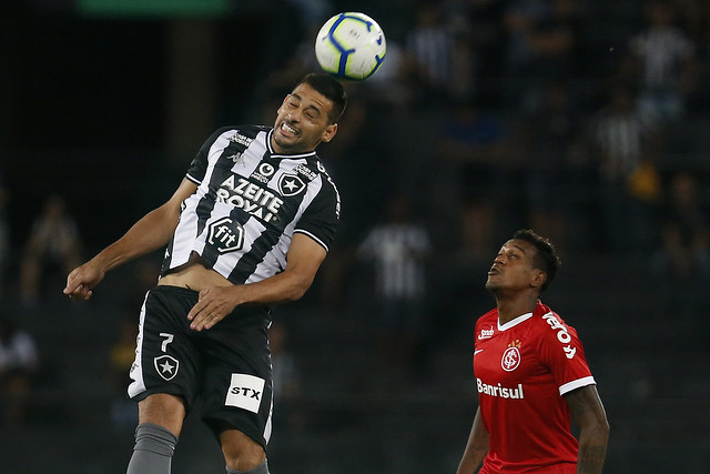 Botafogo x Internacional - 31/11/2019