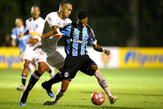 Copa Ipiranga Sub-20 - Grêmio x Corinthians