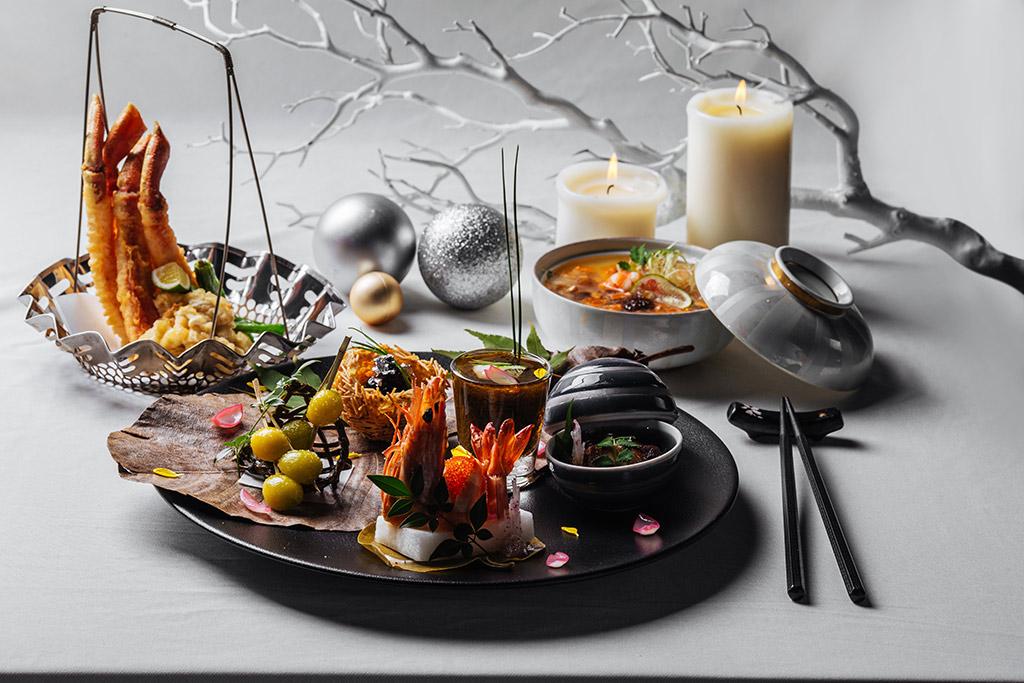 Tatsu-Japanese-Cuisine---Festive-&-New-Year-7-Course-Kaiseki-Dinner