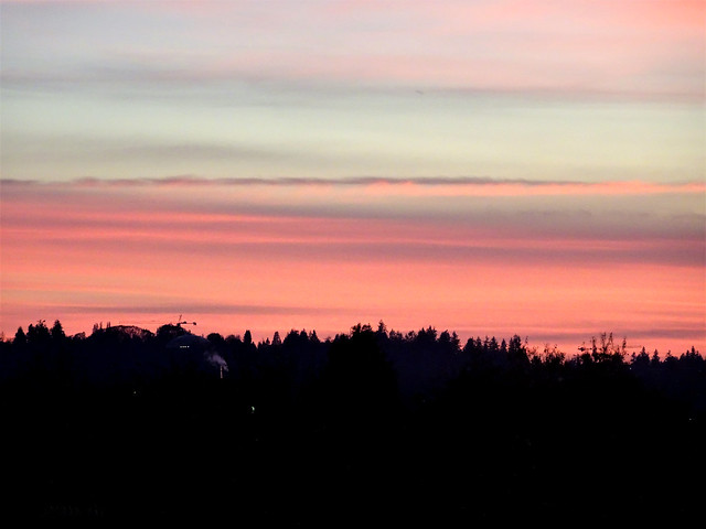 Eastvan Sunset