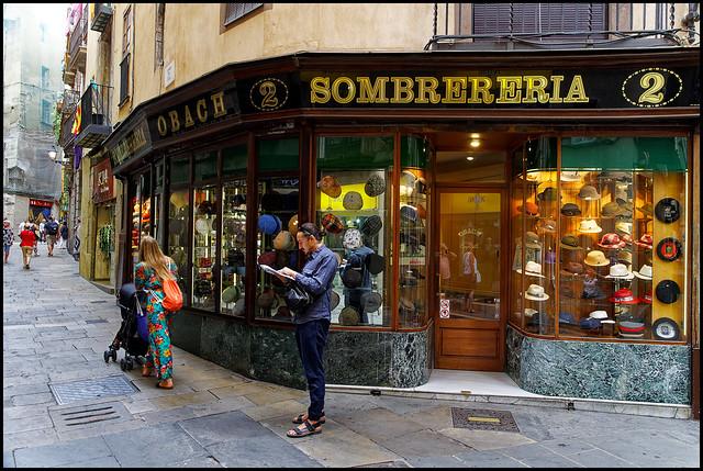 Sombrerería Obach | Barcelona, Catalonia