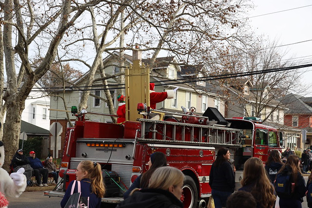 Collingswood Holiday Parade - 2019   #collingswood #holiday #parade #november #thanksgiving #winter