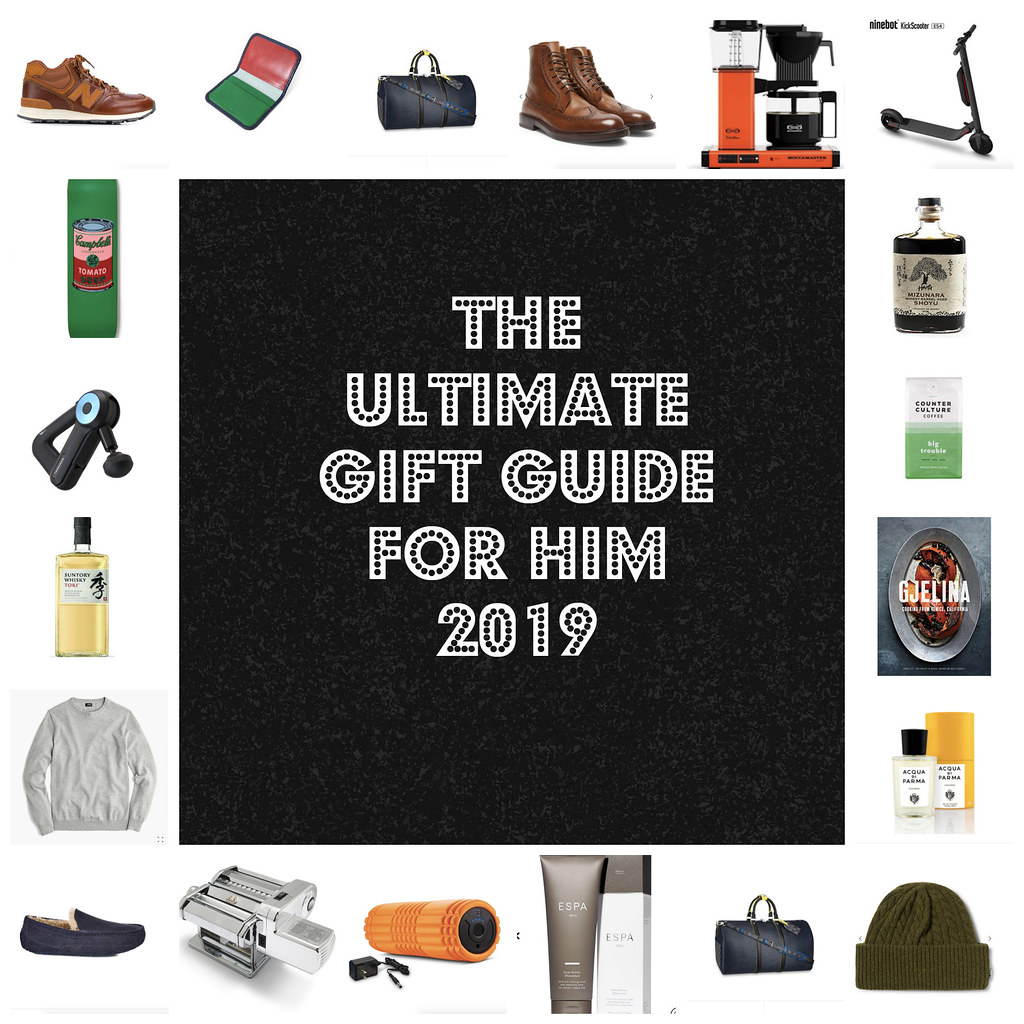 The Ultimate Gift Guide for Him- HeatherChristo.com