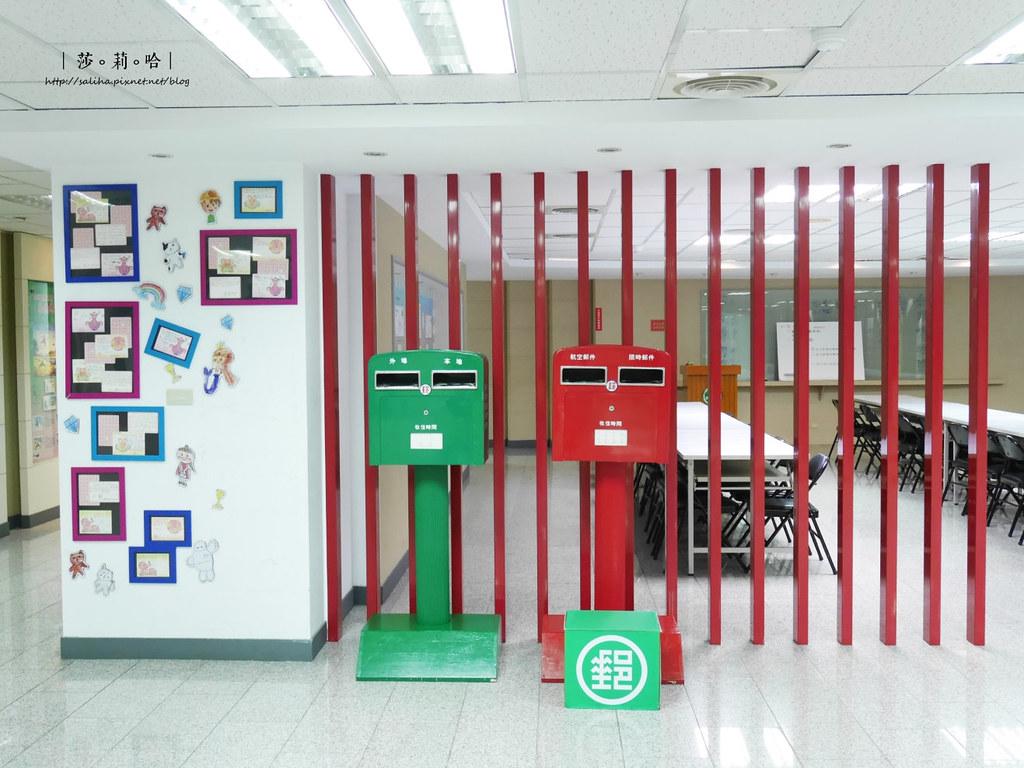 台北一日遊郵政博物館中正紀念堂附近景點古亭站 (1)
