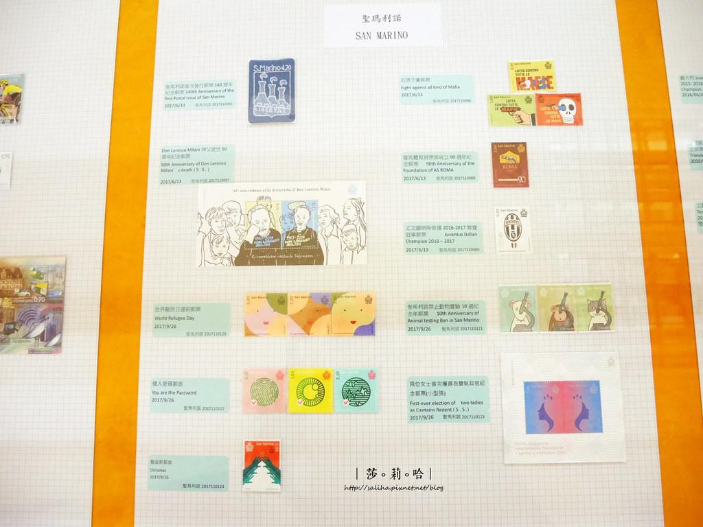 台北一日遊郵政博物館中正紀念堂附近景點 (13)