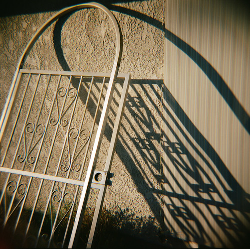 Gate & Shadow (010)