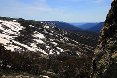 Thredbo from the top