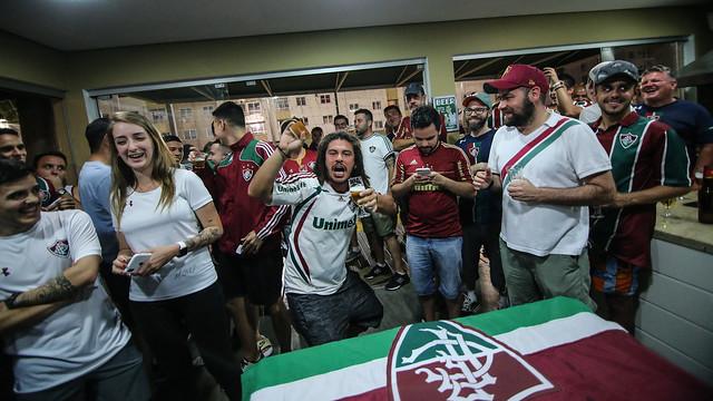 Tricolor em toda Terra (Florianópolis)  - 30/11/2019