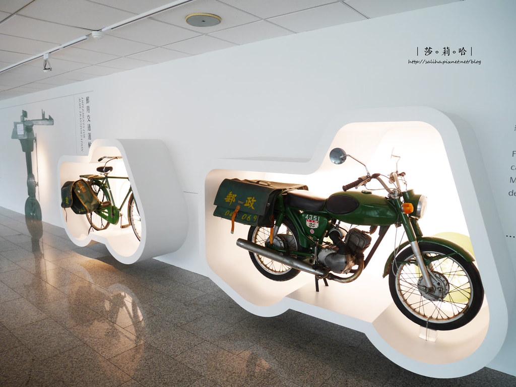 台北一日遊郵政博物館中正紀念堂附近景點古亭站 (4)
