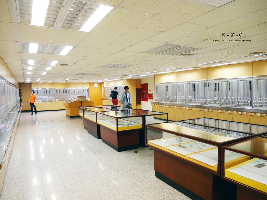 台北一日遊郵政博物館中正紀念堂附近景點 (11)