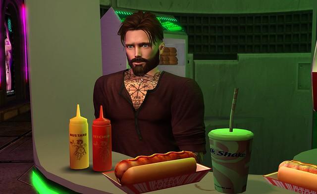 Sausage Inna Bun?