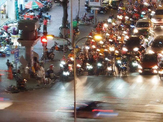 Manic at Ho Chi Minh City