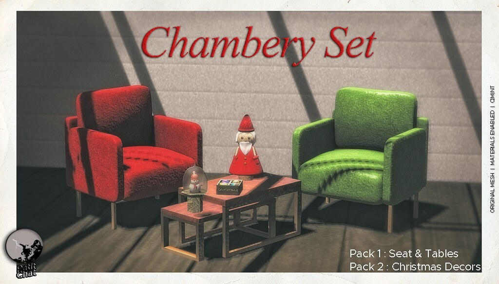 Chambery set @ I ♥ the cart sale – December