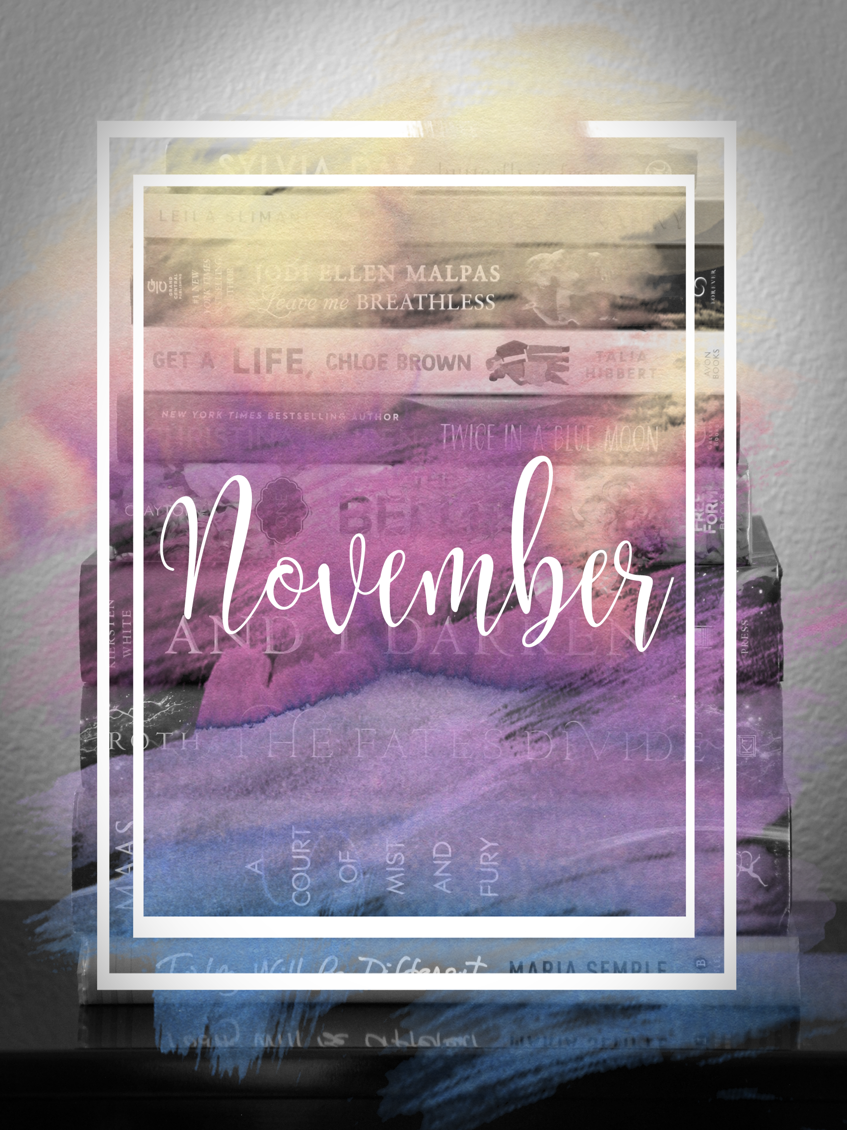 Inky Monthly Wrap-up (November 2019)