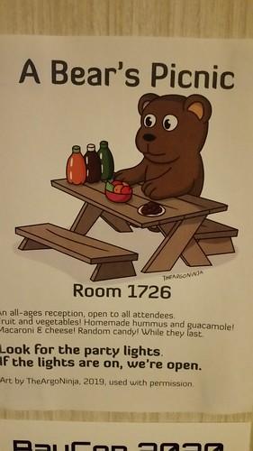A Bear's Picnic