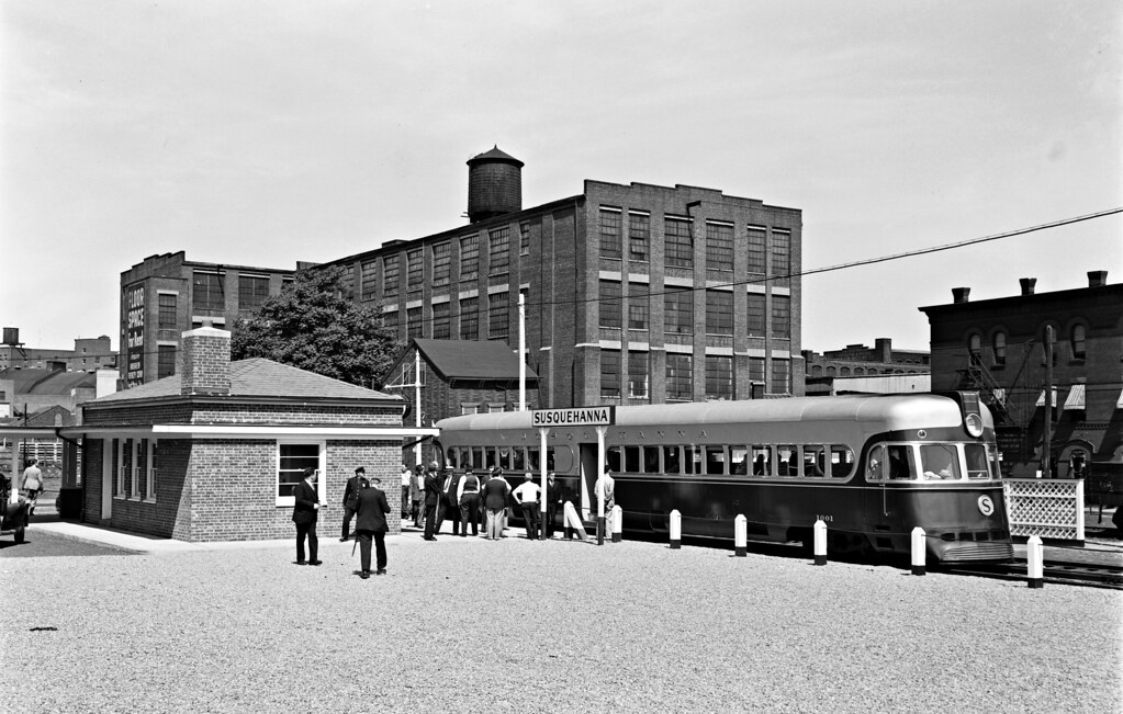 NYSW, Paterson, New Jersey, 1940