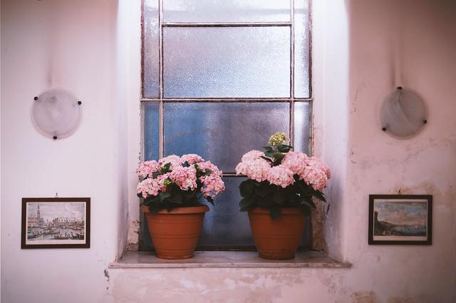 Indoor passage, Catania, Sicily