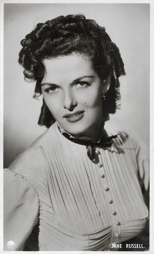 Jane Russell in The Paleface (1948)