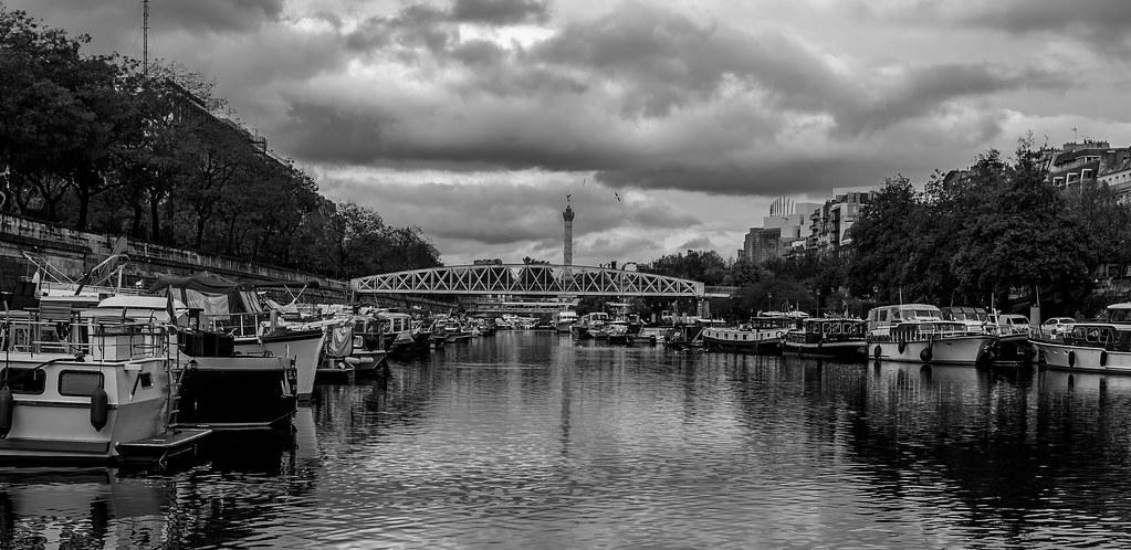 Port de l'Arsenal, Paris