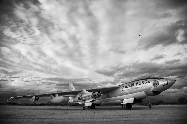 Stratojet and his friend Hercules