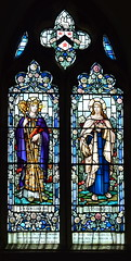 St Etheldreda and St Urith (Powell & Sons, c1930)