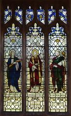 St John, St Paul, St James (Powell & Sons, c1890)